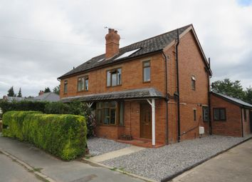 Thumbnail 4 bed semi-detached house for sale in Highmore Street, Hereford