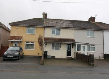 Thumbnail 2 bed terraced house to rent in New Fosseway Road, Hengrove, Bristol