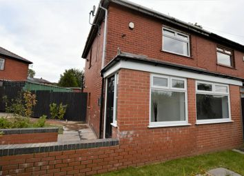 Thumbnail 2 bed semi-detached house for sale in St. Georges Street, Heyrod, Stalybridge