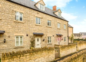 Thumbnail 3 bed terraced house for sale in Moss Way, Cirencester