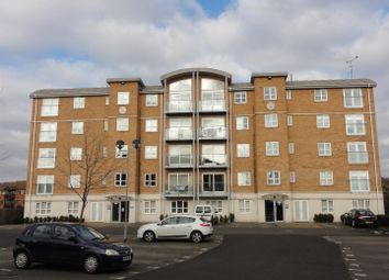 Thumbnail 1 bed flat for sale in Lion Court, Southbridge, Northampton