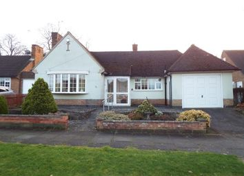 Thumbnail 2 bedroom bungalow for sale in Oakside Crescent, Evington, Leicester, Leicestershire