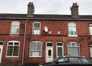 Thumbnail 2 bed terraced house to rent in Whitmore Street, Walsall, West Midlands