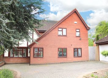 Thumbnail 4 bed detached house for sale in Mancetter, Warwickshire
