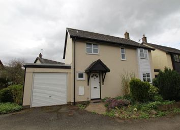 Thumbnail 3 bed detached house for sale in Victoria Close, Llanfrynach, Brecon