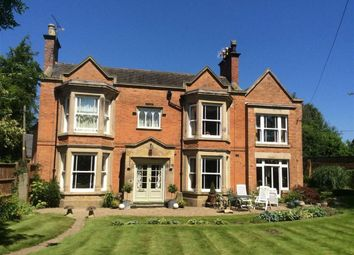Thumbnail 6 bed detached house for sale in Church Hill, Etwall, Derby