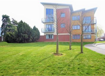 Thumbnail 2 bed flat for sale in The Farrows, Maidstone