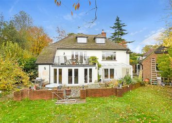Thumbnail 3 bed detached house for sale in Well Hill, Chelsfield, Orpington, Kent