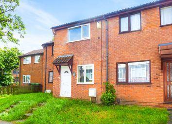 Thumbnail 2 bed terraced house for sale in Gawthorne Street, New Basford, Nottingham
