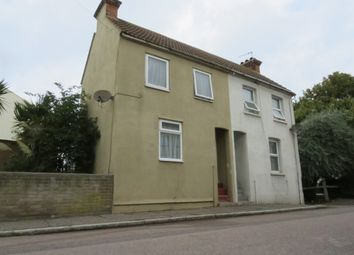 Thumbnail 1 bed semi-detached house for sale in Albert Street, Harwich