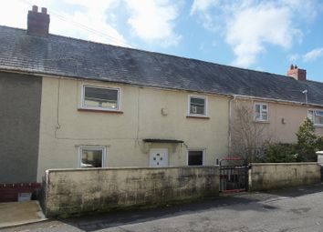 Thumbnail 4 bed terraced house for sale in Heol Spurrell, Carmarthen, Carmarthenshire.