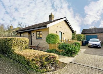 Thumbnail 2 bed bungalow for sale in Windmill Close, Little Gransden, Sandy, Cambridgeshire