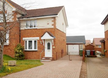 Thumbnail 2 bed semi-detached house for sale in Margaretvale Drive, Larkhall