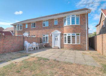 Thumbnail 7 bed semi-detached house for sale in Cornfield Close, Wick, Littlehampton