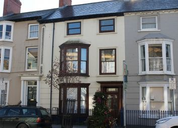 Thumbnail 4 bed maisonette to rent in 39 North Parade, Aberystwyth
