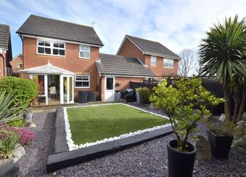 3 bed link-detached house for sale in Doncaster Close, Chells Manor, Stevenage, Herts SG1