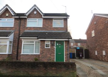 Thumbnail 3 bedroom semi-detached house to rent in Maryville Road, Prescot