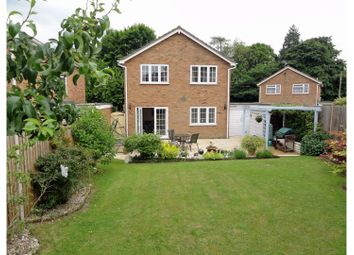 Thumbnail 4 bedroom detached house for sale in Rainbow Close, Old Basing, Basingstoke
