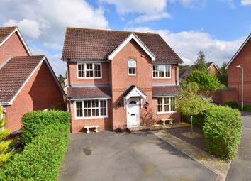Thumbnail 4 bed detached house for sale in Kestrel Close, Kingsnorth, Ashford