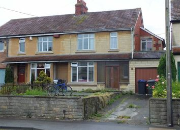 Thumbnail 4 bed semi-detached house for sale in Frome Road, Trowbridge, Wiltshire