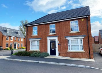 4 bed detached house for sale in Mayflower Lane, Langford, Biggleswade SG18