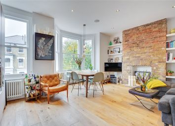 Thumbnail 2 bed flat for sale in Netherwood Road, London