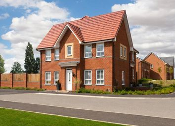 """Thumbnail 3 bed detached house for sale in """"Morpeth"""" at Warkton Lane, Barton Seagrave, Kettering"""