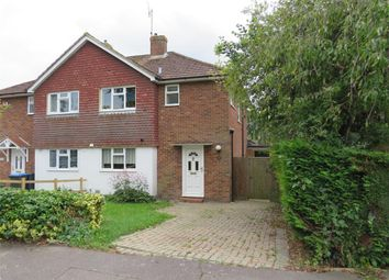 Thumbnail Semi-detached house to rent in The Meadow, Copthorne, Crawley