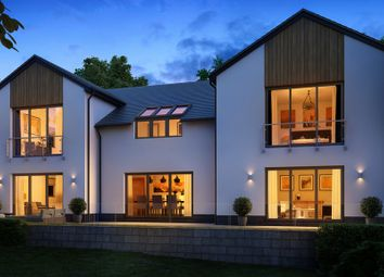 Thumbnail 5 bedroom detached house for sale in Looseleigh Lane, Crownhill, Plymouth