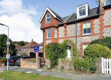 Thumbnail 3 bed end terrace house for sale in Court Ord Cottages, Meadow Close, Rottingdean, Brighton