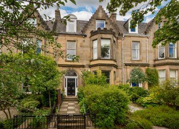 Thumbnail 3 bed flat for sale in Murrayfield Avenue, Edinburgh