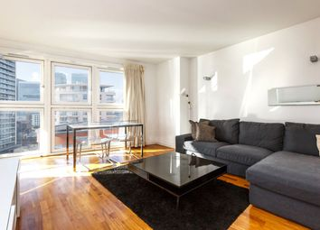 Thumbnail 1 bed property to rent in New Providence Wharf, 1 Fairmont Avenue, London