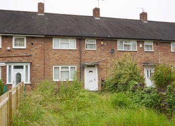 2 bed terraced house for sale in Wawne Grove, Alexandra Road, Hull HU5