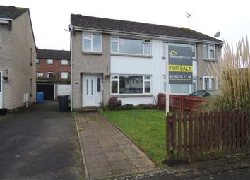 Thumbnail 3 bedroom semi-detached house for sale in Gussage Road, Poole