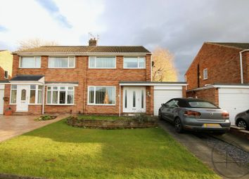 Thumbnail 3 bed semi-detached house for sale in Barnes Road, Darlington