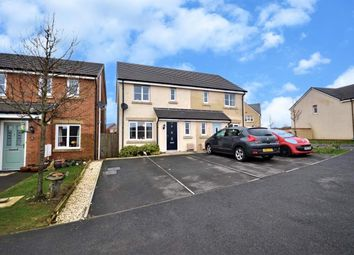 Thumbnail 3 bed semi-detached house for sale in Erwau'r Garn, Carway, Kidwelly