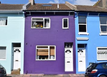 Thumbnail 5 bed terraced house for sale in Islingword Street, Hanover, Brighton
