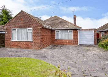 Thumbnail 2 bed detached bungalow for sale in Elmtree Avenue, Kelvedon Hatch, Brentwood