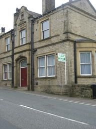 Thumbnail 2 bed duplex to rent in Burnley Road, Mytholmroyd
