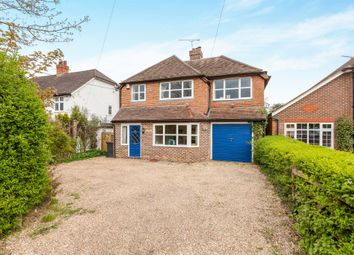 Thumbnail 4 bed detached house for sale in Vicarage Road, Crawley Down, Crawley