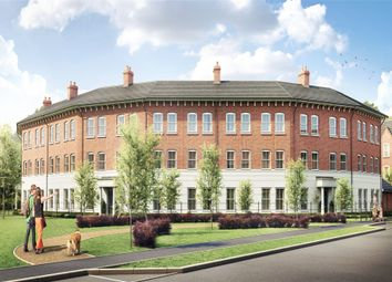 """Thumbnail 2 bed flat for sale in """"Milbrook"""" at Greenkeepers Road, Great Denham, Bedford"""