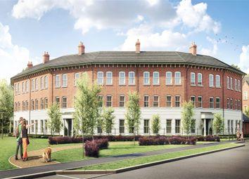 "Thumbnail 2 bedroom flat for sale in ""Milbrook"" at Greenkeepers Road, Great Denham, Bedford"
