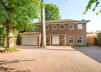 Thumbnail 6 bed detached house for sale in Altwood Road, Maidenhead, Berkshire