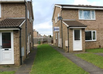 Thumbnail 1 bedroom flat for sale in Roxburgh Close, Normanby, Middlesbrough, North Yorkshire