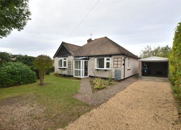 Thumbnail 2 bed bungalow to rent in Trindles Road, South Nutfield, Redhill