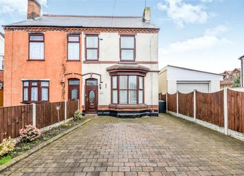 Thumbnail 4 bed semi-detached house for sale in Old Park Road, Darlaston, Wednesbury