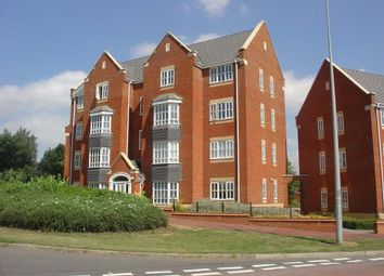 Thumbnail 1 bed flat for sale in Knaresborough Court, Bletchley, Milton Keynes