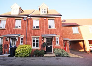 Thumbnail 3 bed terraced house for sale in Abbess Terrace, Loughton