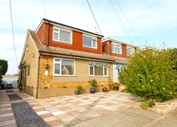 Thumbnail 5 bed semi-detached house for sale in Chesterfield Avenue, Benfleet, Essex