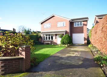 Thumbnail 4 bed detached house for sale in Anchor Close, Whitchurch
